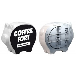 Tirelire Cochon Coffre-Fort