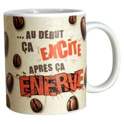 MUG FEMME COMME CAFE***D