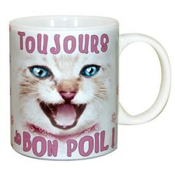 MUG pour les amoureux des chats de BON POIL