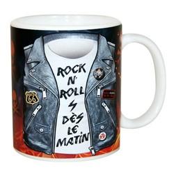 MUG ROCK N ROLL*D