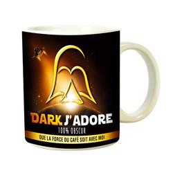 MUG DARK J'ADORE spécial côté obscur