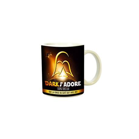 MUG DARK J ADORE