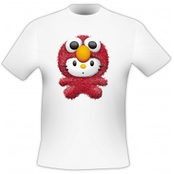 T-Shirt Petit chat - Blanc