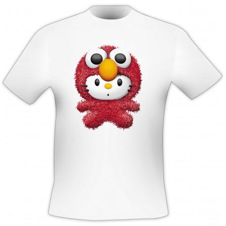 T-Shirt Petit chat - Blanc