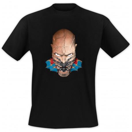 T-Shirt Araignée - Noir