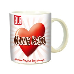 MUG MAMIE KADO***D
